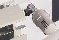 Manual thermostatic head