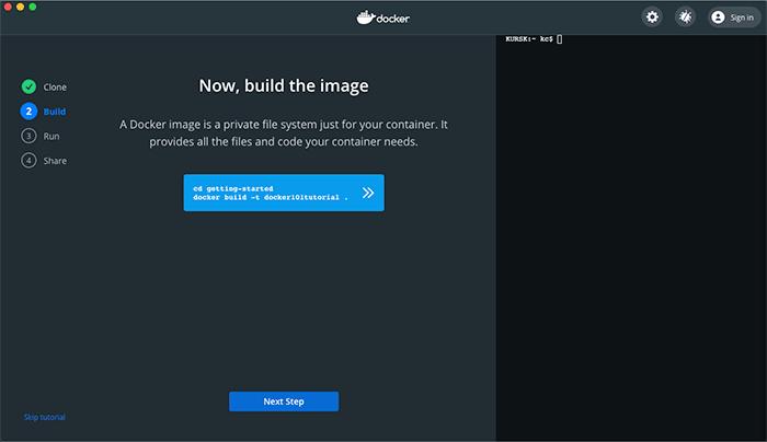 Tutorial Docker su macOS - 3