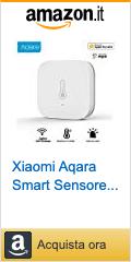 Xiaomi LUMI  -  Sensory temperatura humedad y presión - BoA