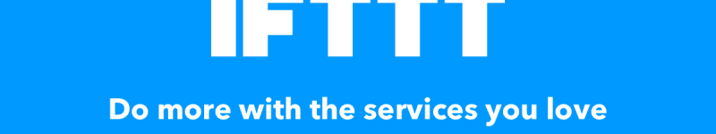 IFTTT implements several new additions for home automation