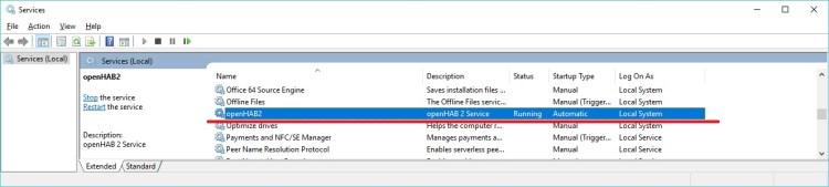 Come installare e configurare openHAB su Windows | inDomus it