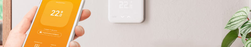 Tado° Intelligent thermostat