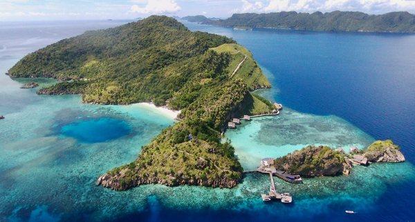 Misool Eco Resort Island