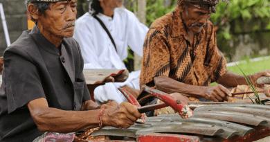 伝統楽器「ガムラン」の特徴