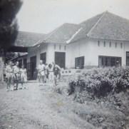 Huis van fam. Van Os in Linggadjati