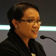 H.E. Ambassador Retno Marsudi