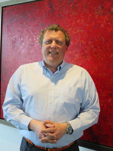 Jesse Kuijper, voorzitter INS