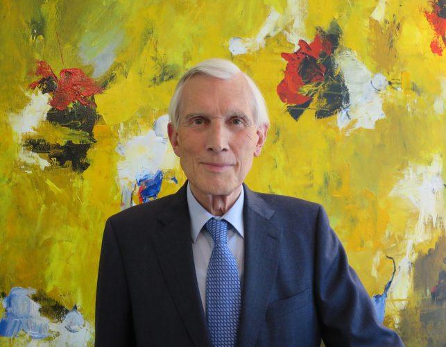 Dr. Bernard Bot
