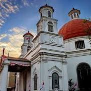 Koepelkerk te Semarang