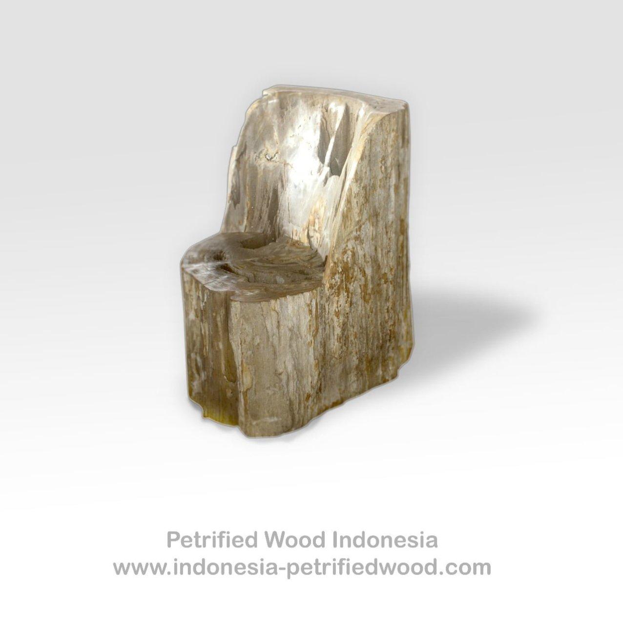 petrified wood chair (2)