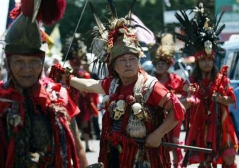 Tari Cakalele, Tari Perang Di Maluku Utara yang Bersejarah - Motivasinews.com