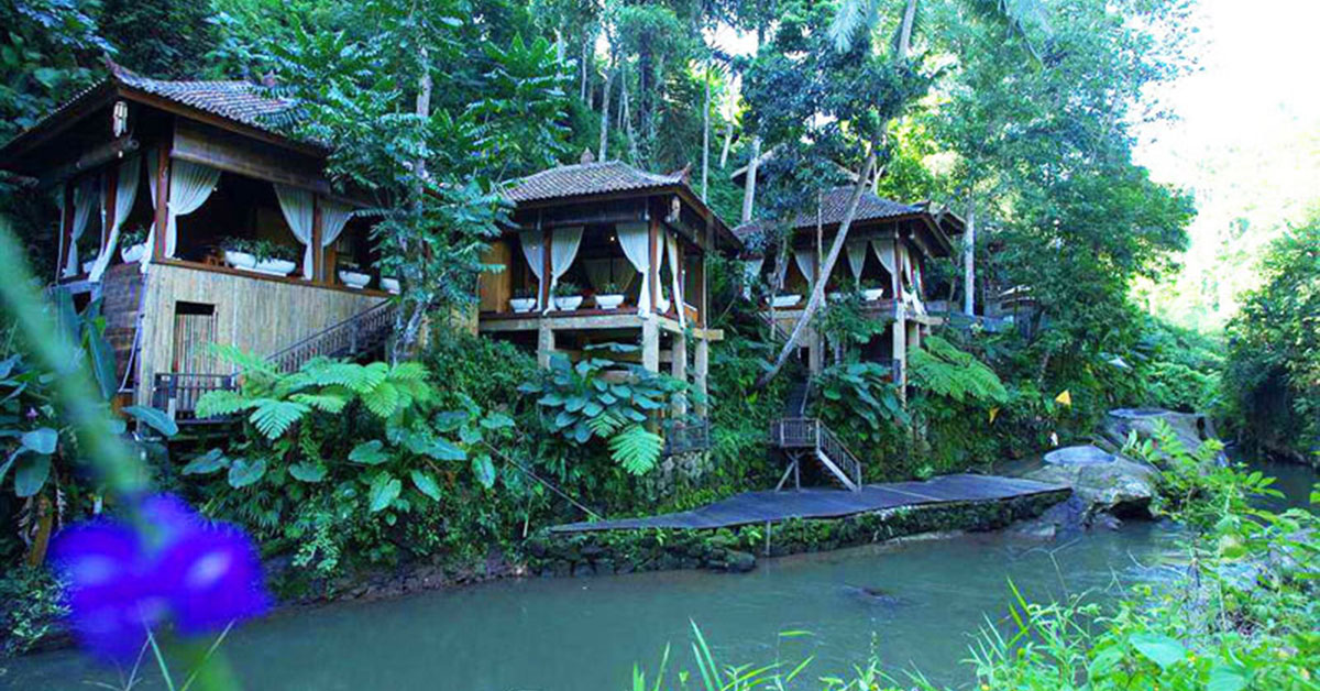 26 Rainforest Hotels In Bali Where You Can Bask In Lush