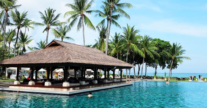 Intercontinental Bali Review The Ultimate Bali Beachfront Family Holiday