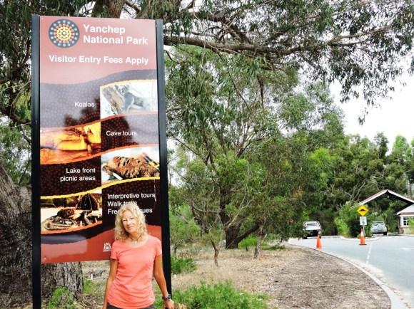 yanchep national park entrata