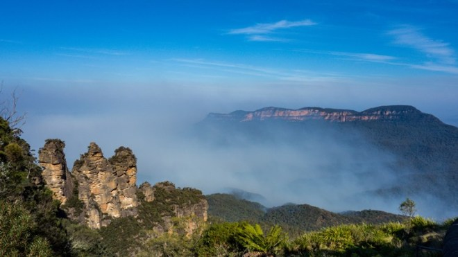 new south wales Blue mountain
