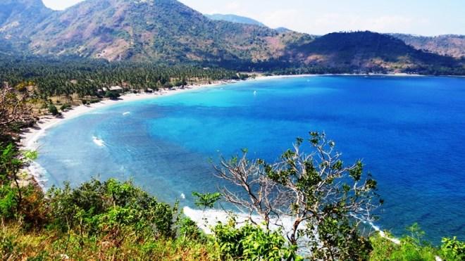 Lombok e gili le baie del nord