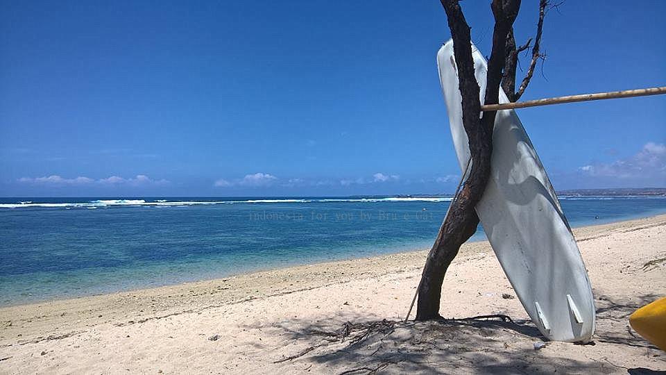 Bali mare onde surf