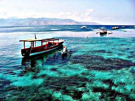 Gili Trawangn mare