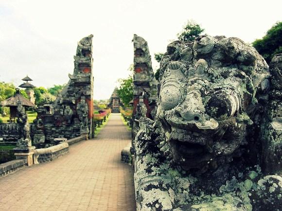 Bali Ayung temple