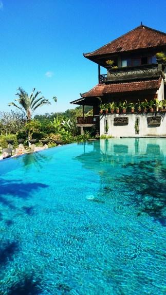 Bali villa con piscina