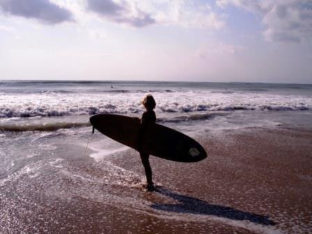 Bali surf e divertimento
