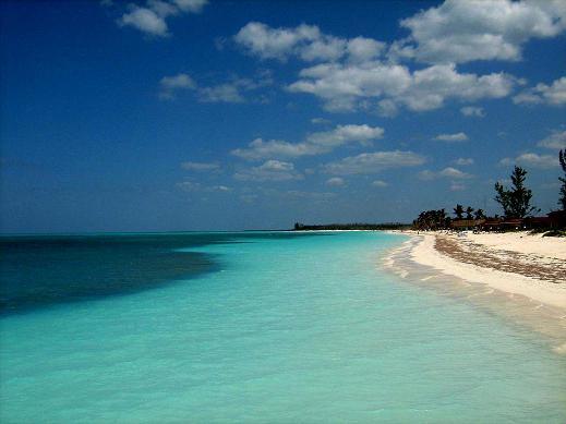 il bellissimo mare di Cuba