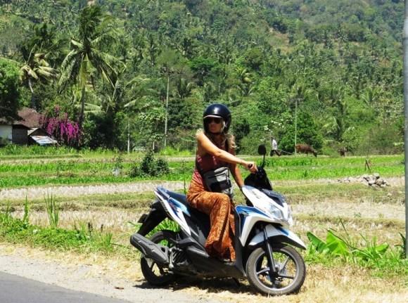 Indonesia, guida e patente internazionale