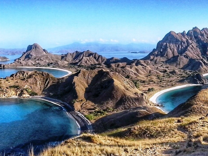 Padar - komodo national park
