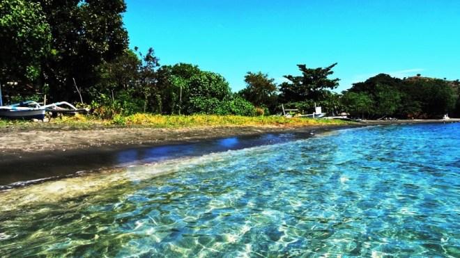 Bali 6 luoghi da vedere: sabbia nera