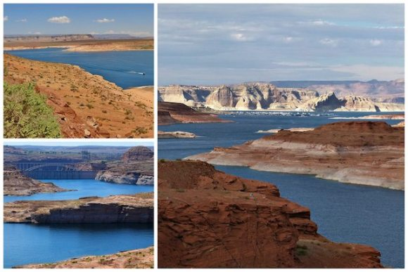 West Coast: Page - Lake Powell