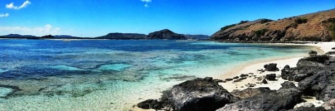 dove andare in Indonesia  baia solitaria