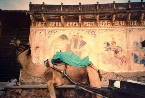 Mandawa antica haveli