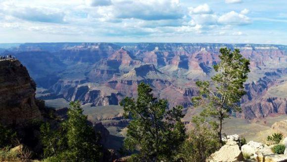 usa grand canyon emozioni