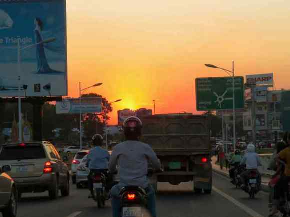 Cambogia in città