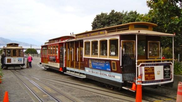 Le città della West Coast San Francisco: Cable Car