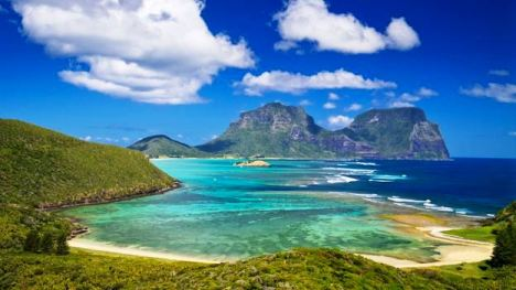 New South Wales Lord Howe island