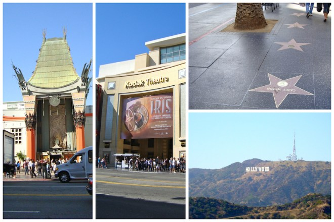 Le città della West Coast Los Angeles: Hollywood