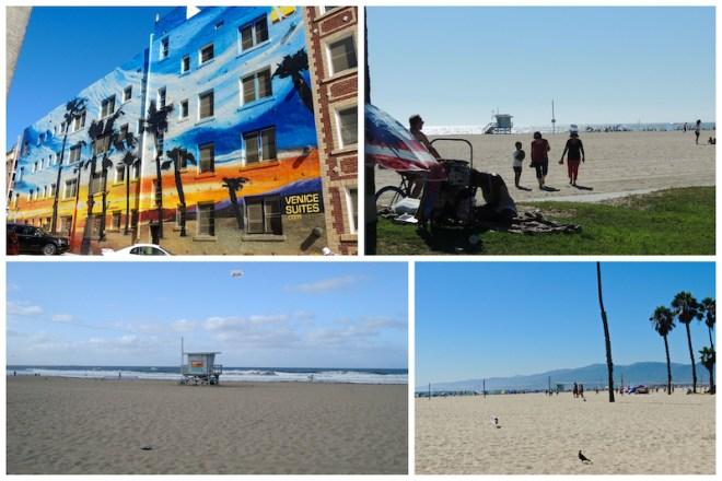 Le città della West Coast Los Angeles: Venice Beach