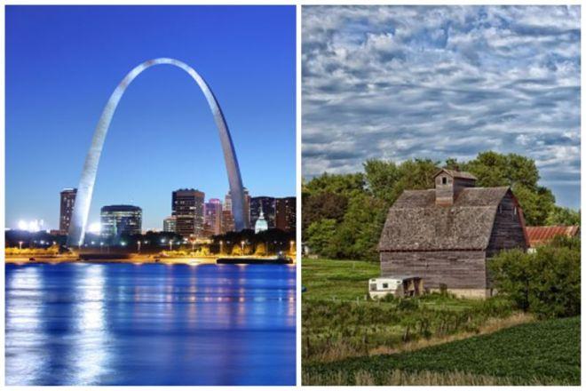 Midwest Missouri