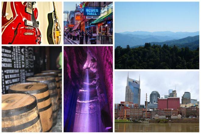 Sud Tennessee