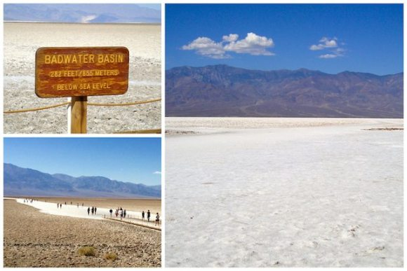 West Coast: Death Valley - Bedwater Basin