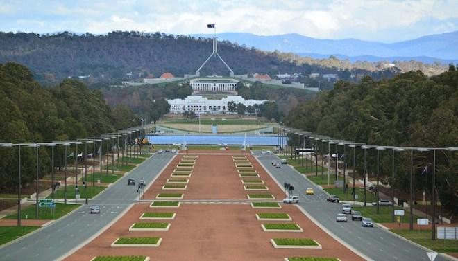 australia territori della capitale