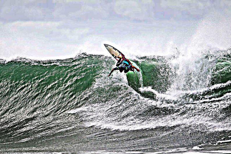 great ocean road surf