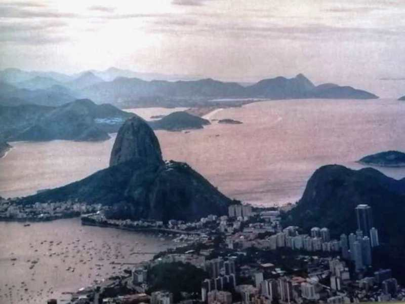 Brasile pan di zucchero