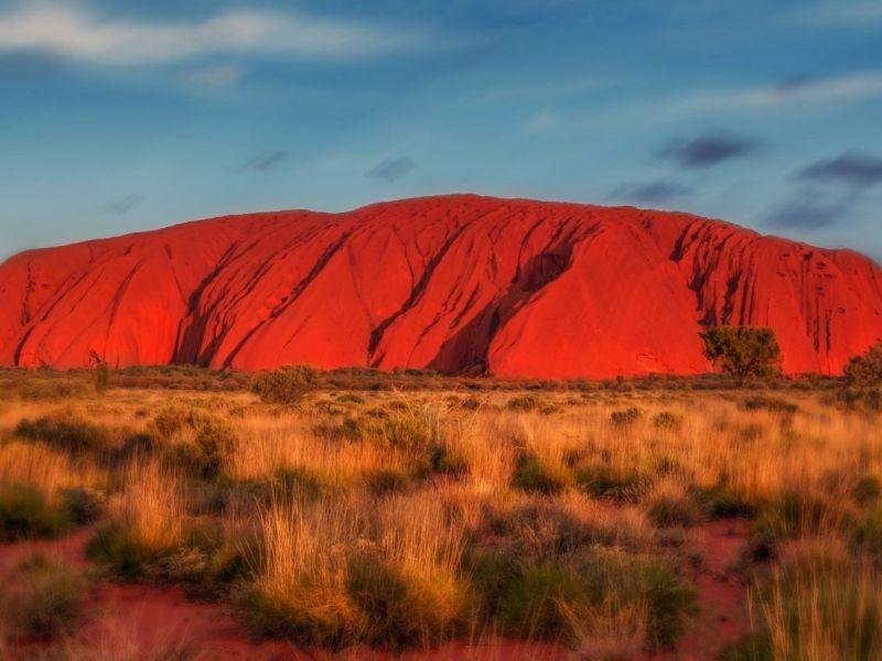Territorio del Nord Uluru