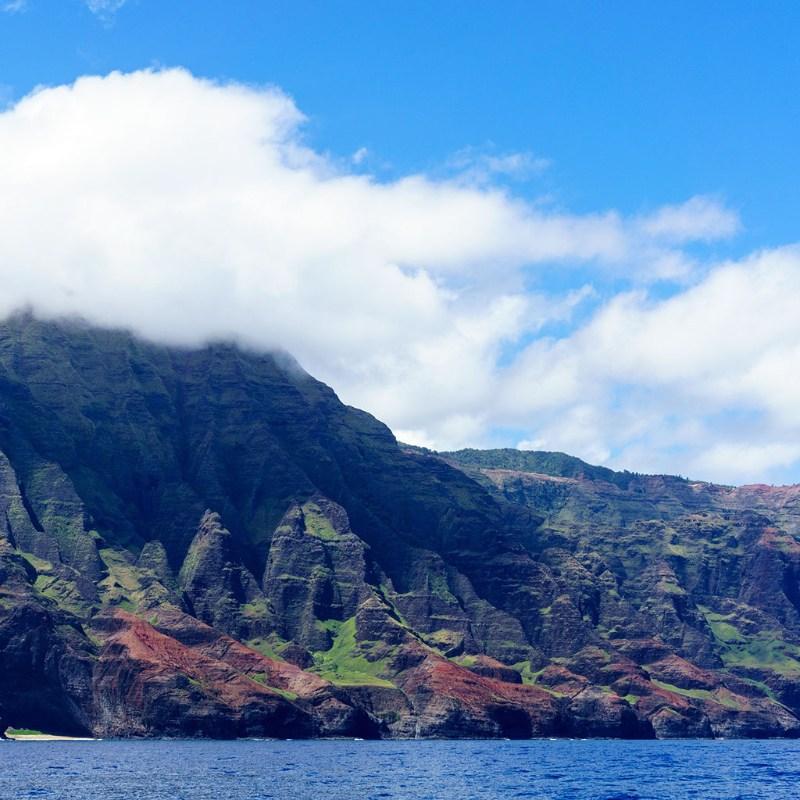 Kauai Hawaii l'isola giardino