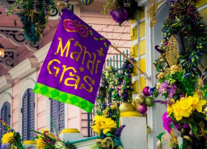 New Orleans Mardì Gras