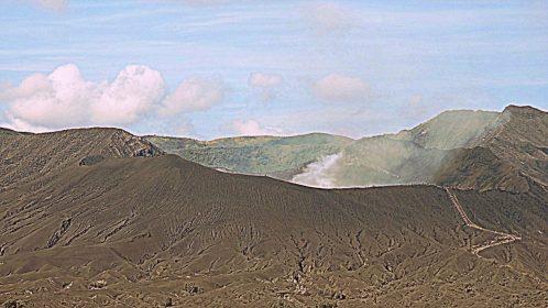 Pericoli in Indonesia : i vulcani
