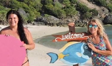 Bru e Paola in vacanza