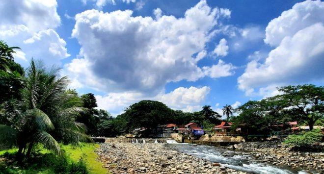 Bukit lawang il villaggio